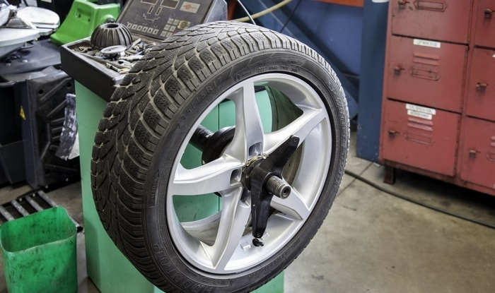 Tyres and Brakes Servicing