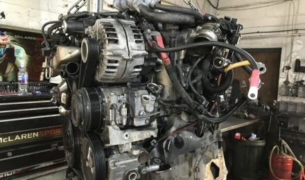 engine and transmission repairs